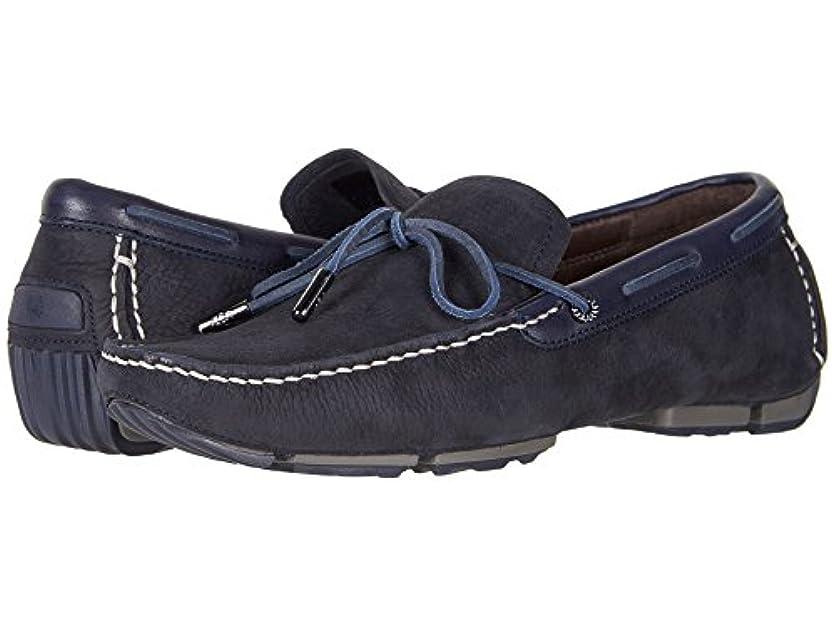 宇宙の科学的ハードリング[UGG(アグ)] メンズローファー?スリッポン?靴 Bel-Air Lace Slip-On Navy 9.5 (27.5cm) D - Medium