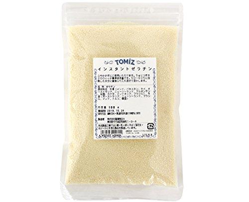インスタントゼラチン / 100g TOMIZ/cuoca(富澤商店) 凝固剤 ゼラチン