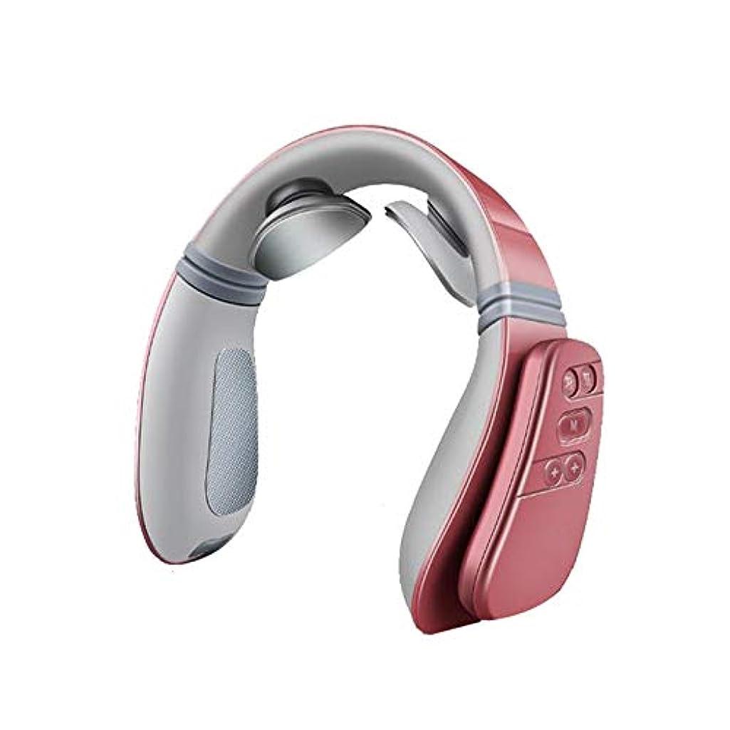 発行であるジョセフバンクス加熱多機能一定温度ホットネックマッサージャーワイヤレス3Dトラベルネックマッサージ機器