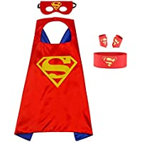 Jack Fashion Kids Superhero Cloak Cape,3D Quantum Battlesuit Suit, Boys Girls Cosplay Performance Clothes Costume for Theme Party & Anime Exhibition & Movie Premiere & Halloween & Christmas - Available in Multiple Styles