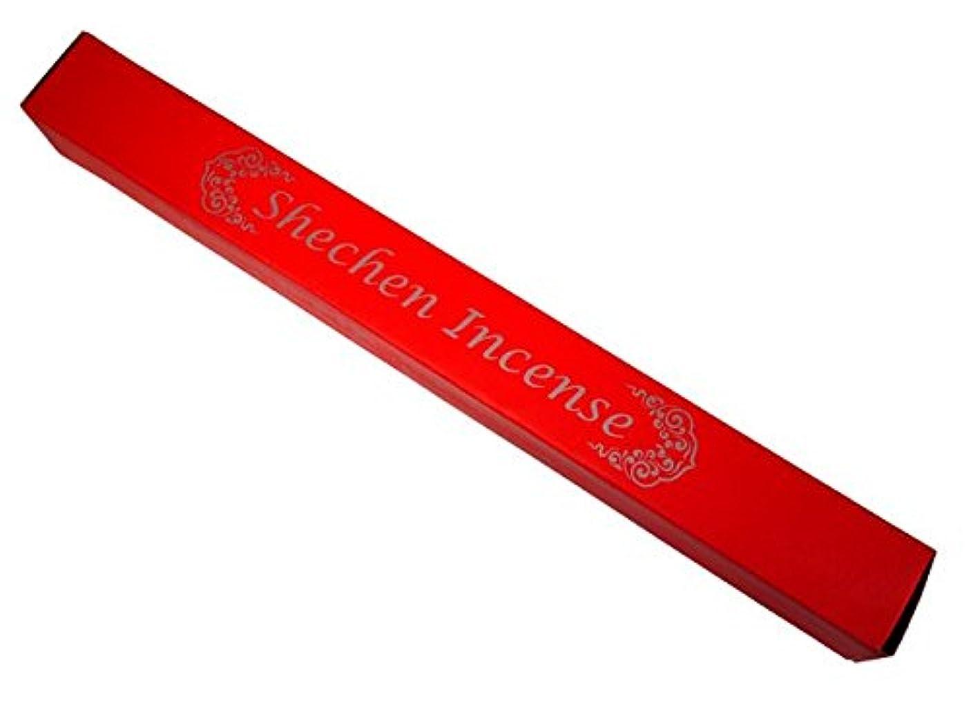 スカープ複雑なエンジニアリングシェチェンモナストリ チベット仏教寺院シェチェンモナストリのお香【Shechen Incense RED】
