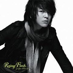 John-Hoon「Rainy Flash」のジャケット画像