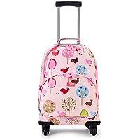 Penny Scallan Chirpy Bird 4Wheel Spinner Trolley Suitcase (4Wheels), Chirpy Bird