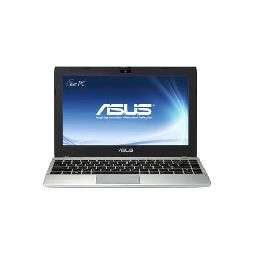 ASUS 【EPC1225B】 Silver(AMD C60/win7 HP/2012Kingsoft license) EPC1225B-SV60