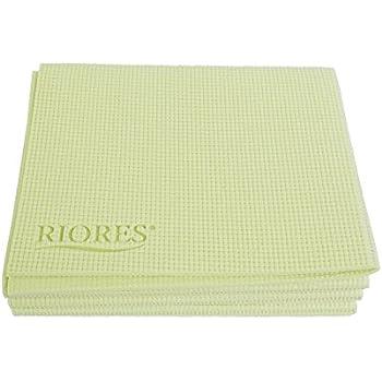 RIORES (リオレス) おりたたみ ヨガマット 5mm 収納ケース付き/ヨガマット おりたたみ 軽量 トレーニングマット エクササイズマット (グリーン)