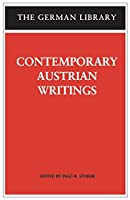 Contemporary Austrian Writings (German Library)