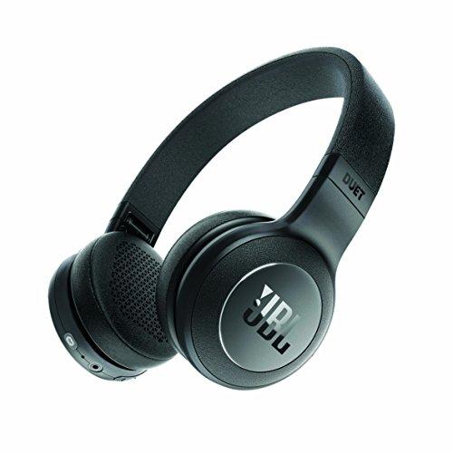 JBL DUET BT Bluetoothヘッドホン 密閉型/オンイヤー ブラック  JBLDUETBTBLK 【国内正規品】の詳細を見る
