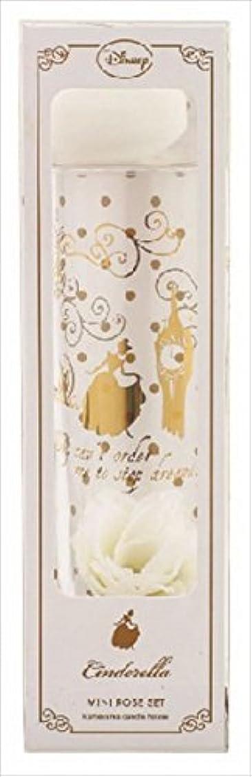 大理石懸念知り合いkameyama candle(カメヤマキャンドル) ディズニーミニローズセット 「 シンデレラ 」 キャンドル 60x60x165mm (A7640095)
