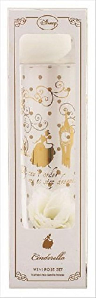 ペデスタル顎北東kameyama candle(カメヤマキャンドル) ディズニーミニローズセット 「 シンデレラ 」 キャンドル 60x60x165mm (A7640095)