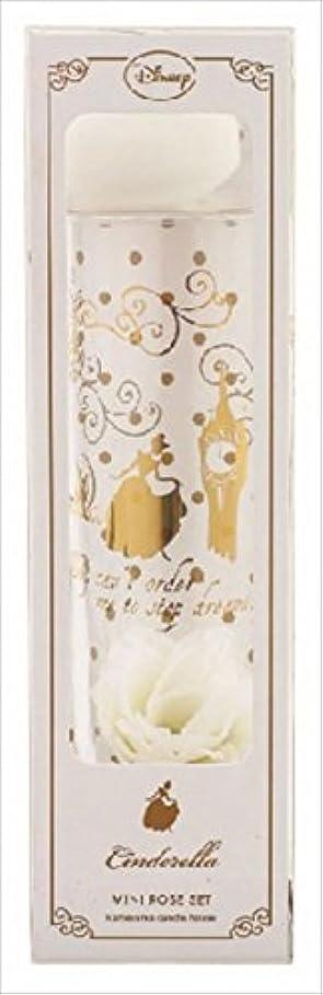 豊かな移住する抑制kameyama candle(カメヤマキャンドル) ディズニーミニローズセット 「 シンデレラ 」 キャンドル 60x60x165mm (A7640095)