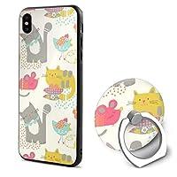 癒しの花 Iphone X ケース スマホケース オシャレ 携帯カバー かっこいい 背面カバー