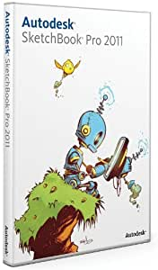 スケッチブックプロ2011 Autodesk社【並行輸入】