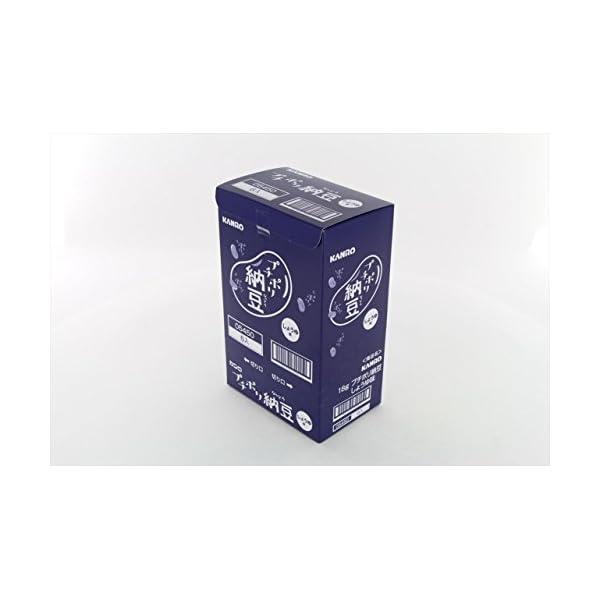 カンロ プチポリ納豆 しょうゆ味 18g×6袋の紹介画像3