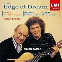 ロドリーゴ:アランフェス協奏曲、武満徹:夢の縁へ、アーノルド:ギター協奏曲
