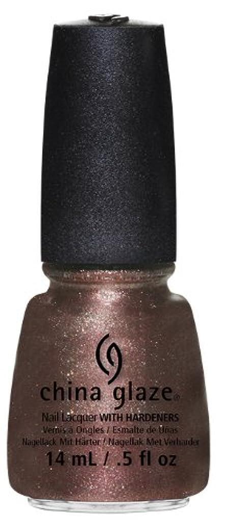メタリックバングシンジケートCHINA GLAZE Nail Lacquer - Autumn Nights - Strike Up A Cosmo