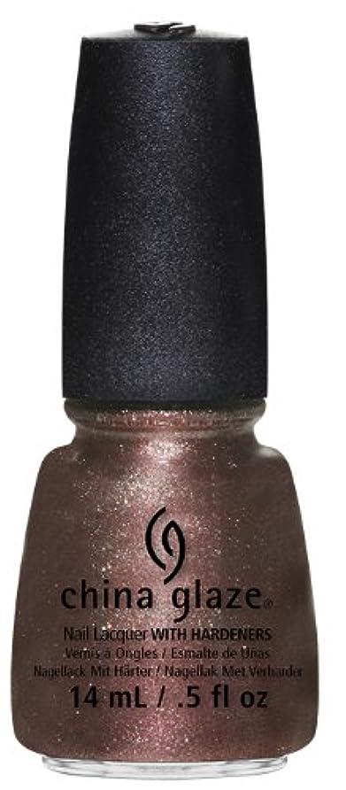 承認する放射性ゲストCHINA GLAZE Nail Lacquer - Autumn Nights - Strike Up A Cosmo