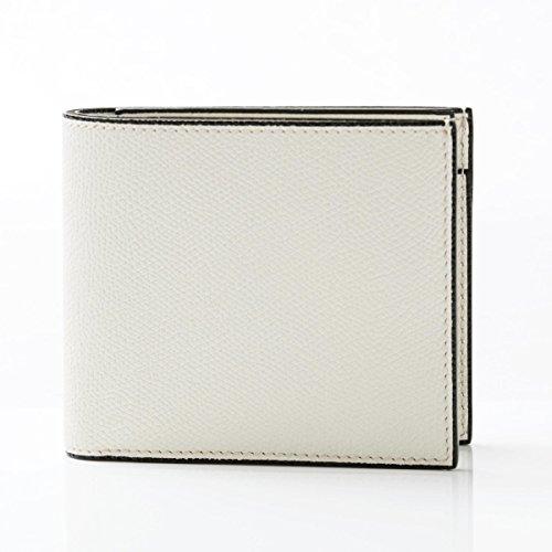 (ヴァレクストラ) Valextra 2つ折り財布[小銭入れ付き] LEATHER [並行輸入品]