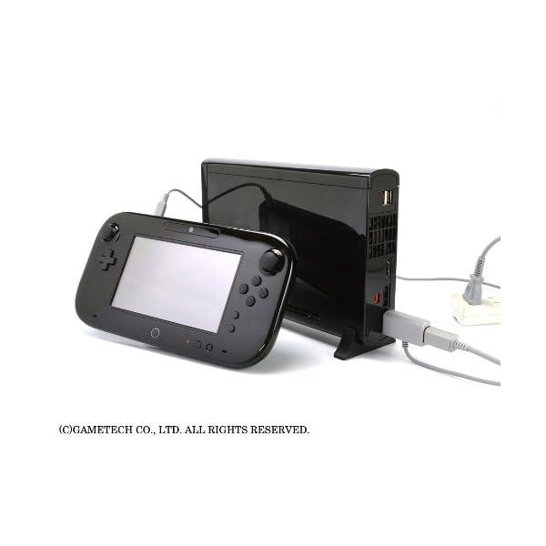 WiiU Game Pad用充電ケーブル『US...の紹介画像5