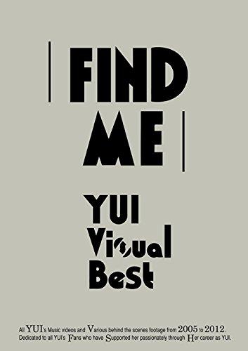 FIND ME YUI Visual Best [DVD]