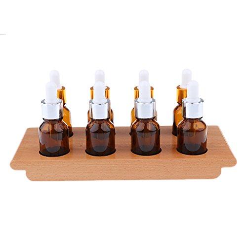 SONONIA  1セット モンテッソーリ 味の感覚 8個ボトル  子供おもちゃ
