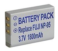 単品』 FujiFilm 富士フィルム NP-95 互換 バッテリー FinePix X100 X100S X-S1 F30 F31fd 対応