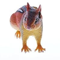 PVC製 リアル 動物 シマリスモデル インテリア飾り コレクション おもちゃ