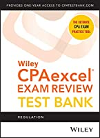 Wiley CPAexcel Exam Review 2020 Test Bank: Regulation (1-year access)