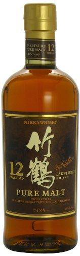 竹鶴 12年 ピュアモルト [ ウイスキー 日本 700ml ]