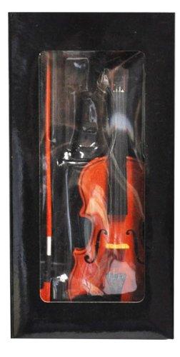 自動演奏 バイオリン 茶 WNK-0013