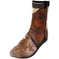 Flameer 全2色5サイズ 3mm ネオプレン 滑り止め ダイビングブーツ スピアフィッシング ソックス ブーツ 暖かい 水浸入防止