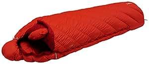 モンベル(mont-bell) 寝袋 ダウンハガー650 #0 サンライズレッド [最低使用温度-14度] R/ZIP SURD 1121254