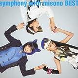 symphony with misono BEST (MINI AL+DVD)