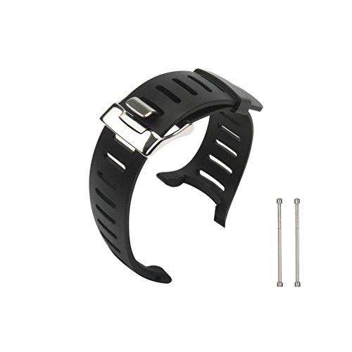 BEROSS SUUNTO (スント) 対応交換用ベルトスント腕時計 バンド ストラップ着せ替えリストバンド 工具付 SUU...