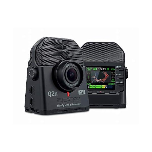 ZOOM ズーム 4Kハンディビデオレコーダー...の紹介画像6