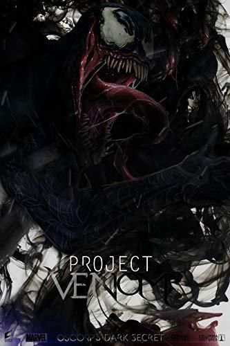 ヴェノム☆90×60cm☆海外 レア☆シルク調☆ファブリック ポスター☆1 Marvel Venom マーベル スパイダーマン トム・ハーディ ベノム