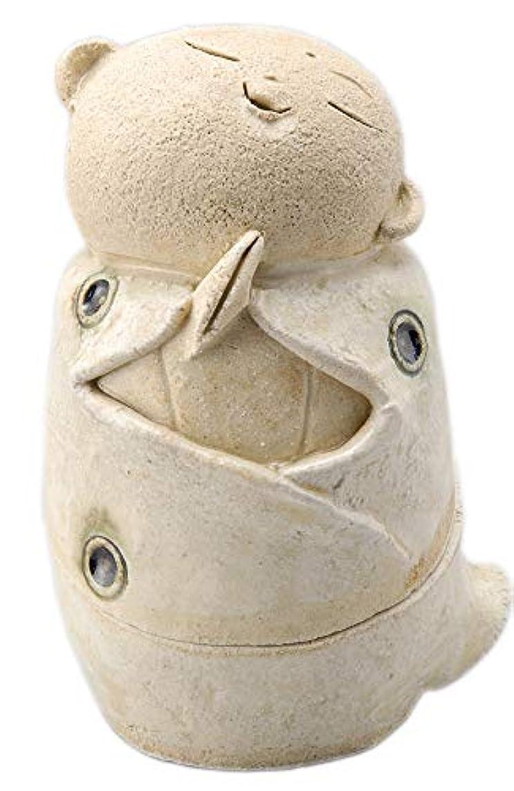 初心者提出する靴香炉 風地蔵 香炉(2号) [H10.7cm] HANDMADE プレゼント ギフト 和食器 かわいい インテリア