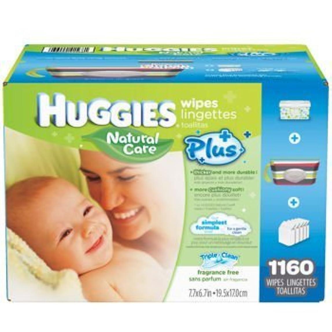 急速な抵抗怖がって死ぬBaby Wipes MEGA PACK Brand New by HUGGIES NATURAL CARE 1160 Total Individual WIPES Special Assortment includes...