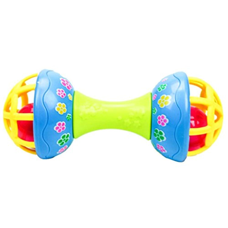 子Pliableベル+ボール、kaifongfu Graspingボール絶妙なベル教育玩具