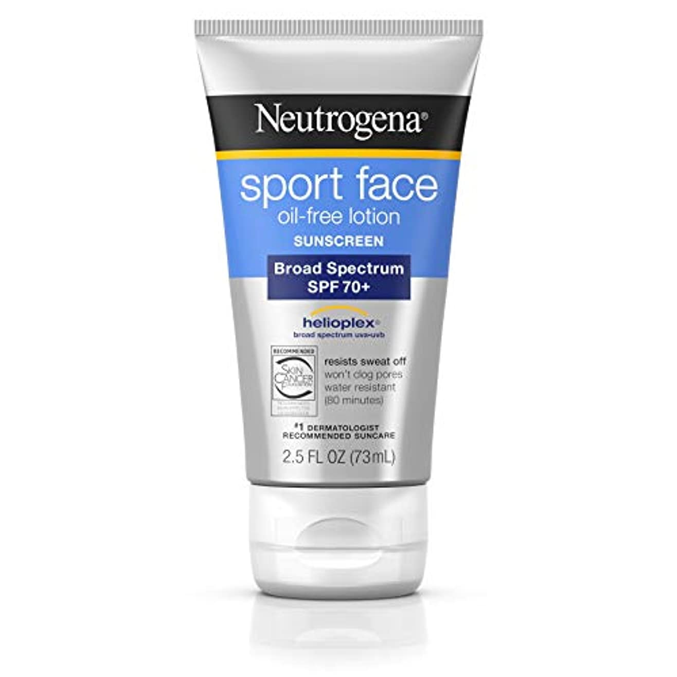 ゴールド小屋表示Neutrogena Ultimate Sport Face SPF#70 73 ml (並行輸入品)