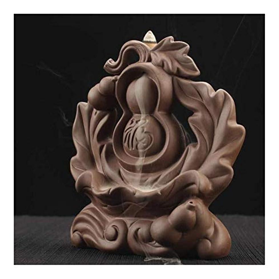 整然とした農学独立した逆流ひょうたん家の装飾のアイデア香の香のアロマ香席