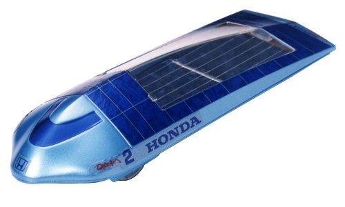 ソーラーミニチュアシリーズ No.4 ミニソーラー ホンダ ドリーム 76504