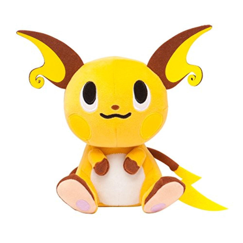 ポケモンセンターオリジナル ぬいぐるみ pokemon time ライチュウ