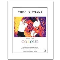 CHRISTIANS - Colour Mini Poster - 28.5x21cm