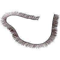 [No brand goods] cute charming BJD doll Big Pretty eye eyelash strip Black