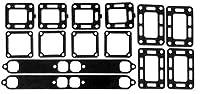 Sierra 18-4394 Exhaust Manifold Gasket Set [並行輸入品]