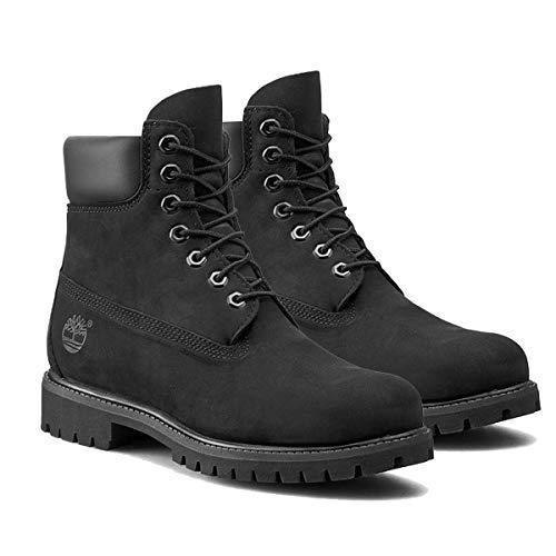 [ティンバーランド] 6INCH PREMIUM WATERPROOF BOOTS ブーツ メンズ レディース 6インチ プレミアム ウォータープルーフ 防水 ブラック 10073 [11/20 追加入荷] US10-28.0