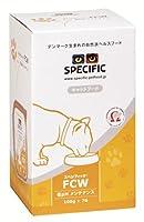 スペシフィック (SPECIFIC) 療法食 低PHスターターFCW 猫用 100g×7個