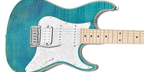 SUHR サー エレキギター Standard Pro Bahama Blue Maple