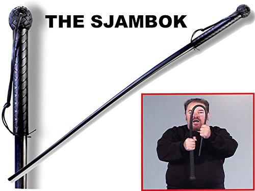 コールドスチール 鞭 #95SMB The Sjambok ブラック