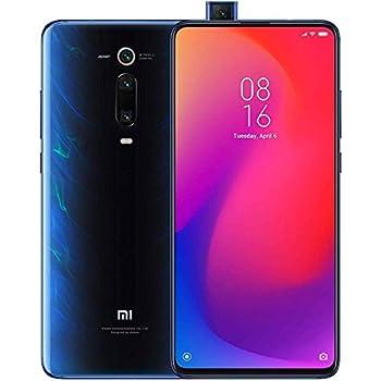 "Xiaomi Mi 9T PRO Dual SIM (6+128GB) Global Ver. 日本語対応 グローバル版 SIMフリー;6.39""ディスプレー, 第7世代内蔵指紋センサー,トリプル 48MP + 8MP + 13MP / Selfieカメラ 電動ポップアップ 20 MP, CPU Snapdragon 855,4000mAh大容量バッテリー (ブルー)"